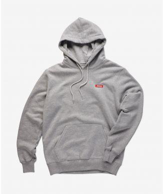 Hoodie Basick Grey