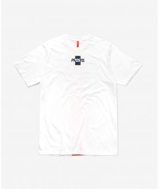 T-shirt Shistrip White