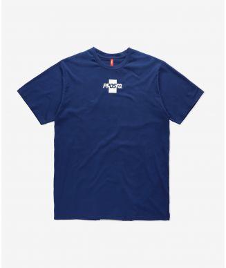 T-shirt Shistrip Dark Blue