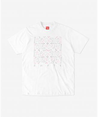 T-shirt Vabanq White