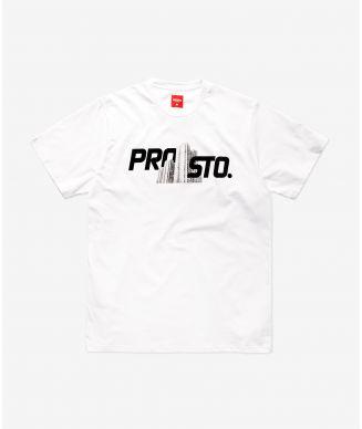 T-shirt Gotham White