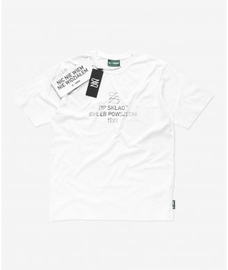 Prosto x ZIP Skład T-shirt Autograf