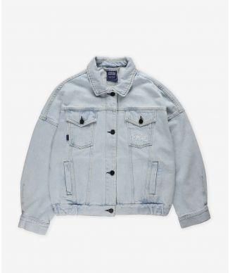 Bandana Jeans Jacket