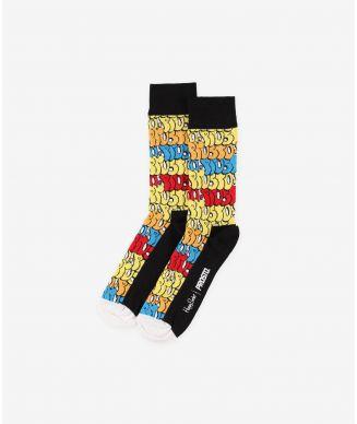 Happy Socks x Prosto Throw Up