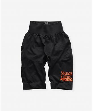 Sweat&Glow Biker Shorts