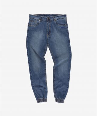 Jeans Jogger Munk Blue