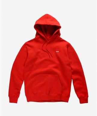 Hoodie Basick Red