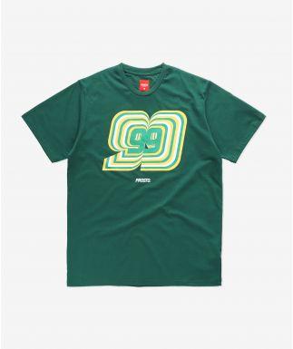 T-shirt Hipnotize Dark Green