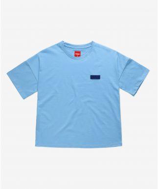 T-shirt Jacky Soft Blue